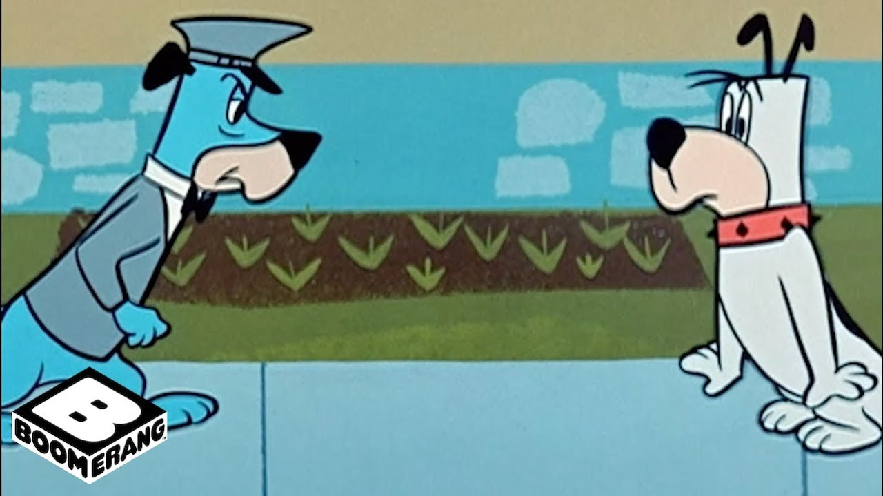 Huck the Post Man | Huckleberry Hound | Boomerang Official - YouTube