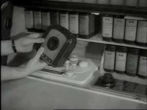 Radio-tentoonstelling te Dusseldorf (1950)