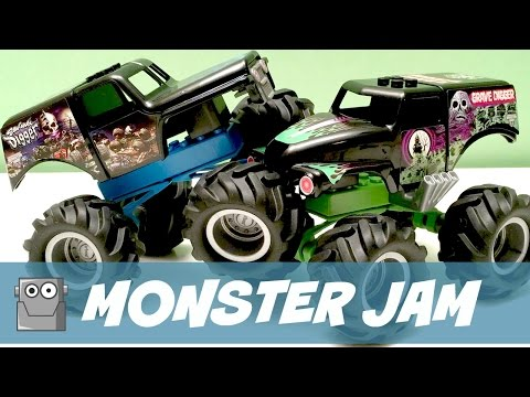 lego mini grave digger monster truck how to save money and do it yourself. Black Bedroom Furniture Sets. Home Design Ideas