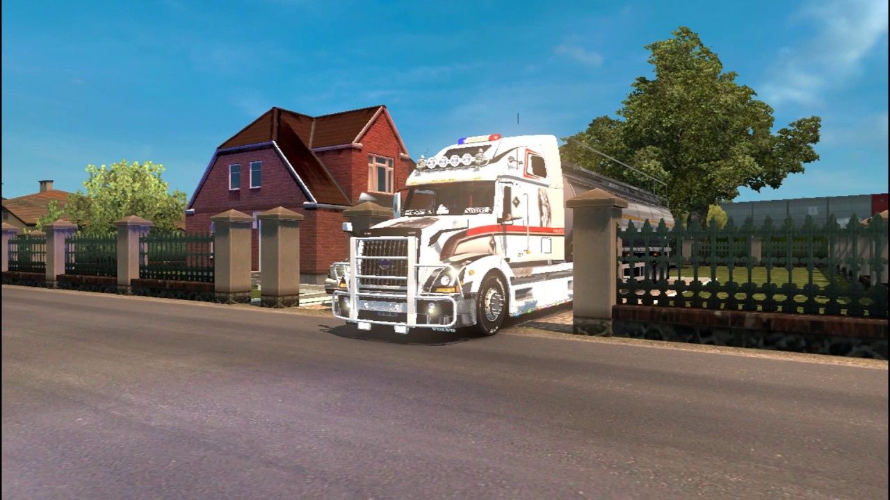 euro truck simulator 2 home sweet home in paris download youtube. Black Bedroom Furniture Sets. Home Design Ideas