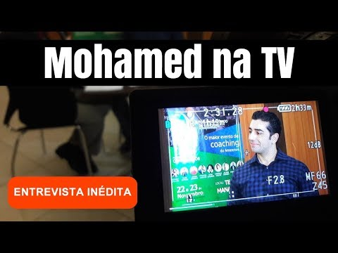 De Mascate a Especialista - Mohamed em Entrevista a TV Maskate