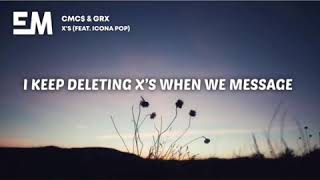 CMC &amp GRX - X&#39s (Feat. Icona Pop) - Legendado