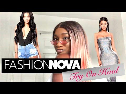 FASHION NOVA TRY ON HAUL | ACCESSORIES/CLOTHING HAUL 2018 | K'DASH