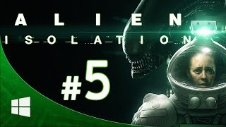 Alien Isolation - ITA Walkthrough - Parte 5 [1080p PC ULTRA Settings]