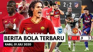 AS Roma Bidik Cavani MU Juve Menang Barca Tersendat Demi Koulibaly Liverpool Berikan Lovren