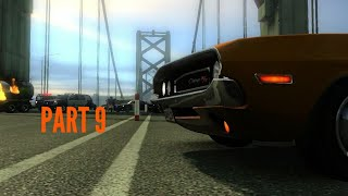 Driver: San Francisco Walkthrough PART # 9 (HD)