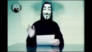 É hora de lutarmos! - Anonymous - Anon H4 thumbnail
