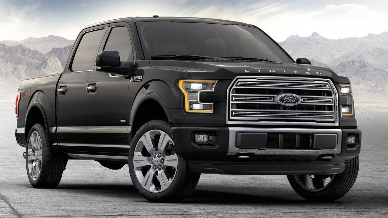 2016 ford f 150 limited luxury pickup truck youtube. Black Bedroom Furniture Sets. Home Design Ideas