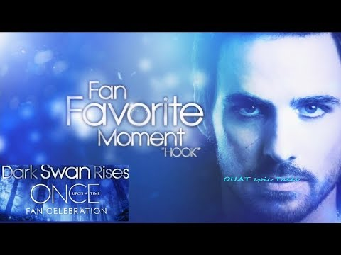 Once Upon A Time  Favorite Hook  Moment  Season 5 Fan Celebration Special