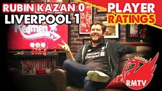 Rubin Kazan 0-1 Liverpool | Paul