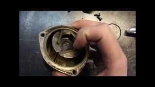 Вакуумный насос Audi a6 с5 1.9 tdi avg.Устройство.Vacuum pump