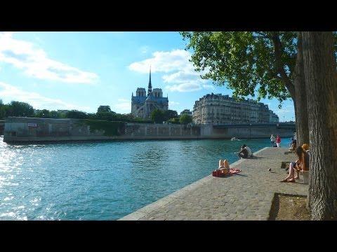 Paris Île de la Cité, Notre Dame and Île Saint-Louis with ReiseWorld travel channel