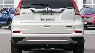 2016 Honda CR-V | Finch Hyundai | 5J6RM4H96GL802027