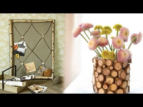 10 Things for Outstanding DIY Wood Decoration