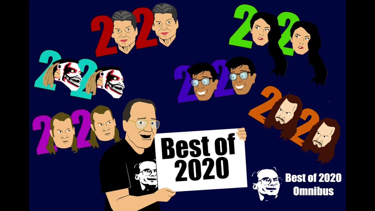 Download Jim Cornette's Best Of 2020 Omnibus