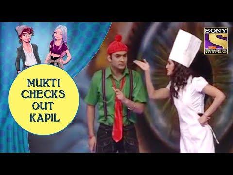 Cook Mukti Checks Out Sardar Kapil - Jodi Kamaal Ki