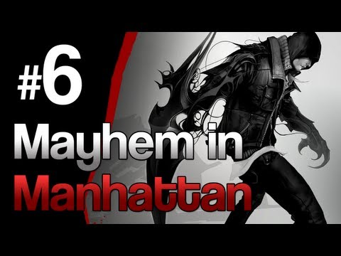 [6] Mayhem in Manhattan (Prototype w/ GaLm)