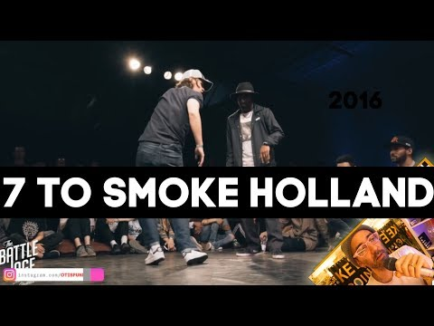 7 TO SMOKE HOLLAND with Commentary