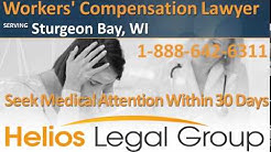 Sturgeon Bay Workers' Compensation Lawyer & Attorney - Wisconsin