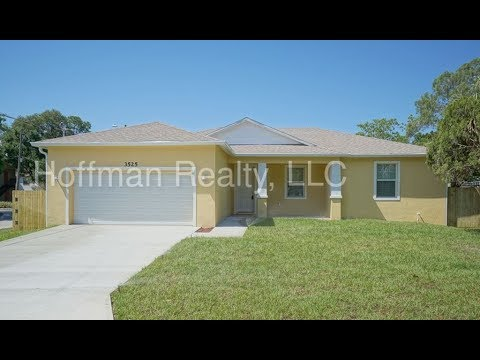 Tampa Rental Houses 3BR/2BA by Tampa Property Management