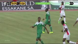 13/06/2015 Burkina Faso X Comoros Half 1- Aristide Bance