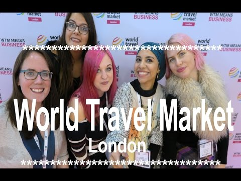 World Travel Market in London