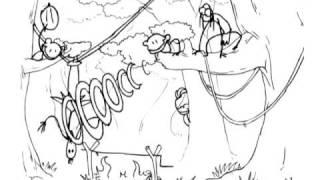 Тарзан vs Вуду...