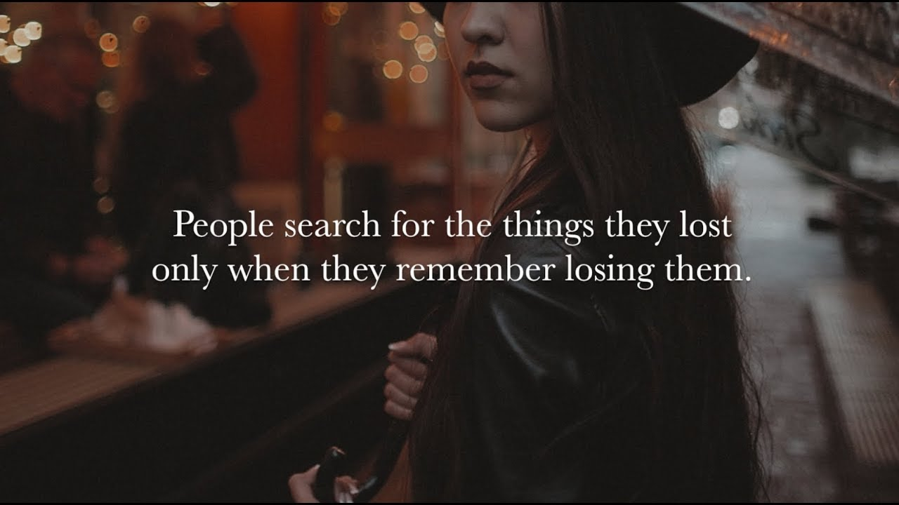 Deep Heart Touching Quotes Youtube