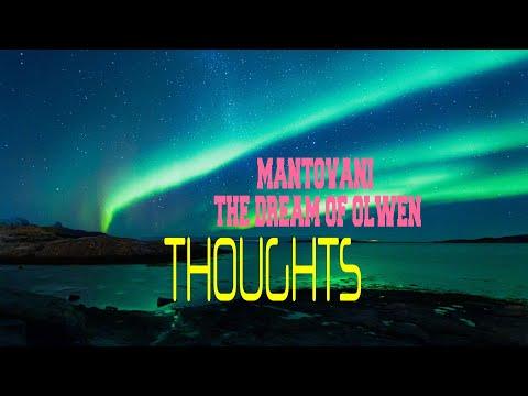 MANTOVANI - THE DREAM OF OLWEN