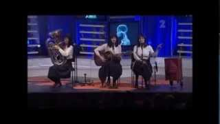 The Kransky Sisters – comedy musical act