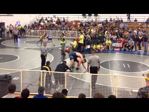 Tyler Collins Wrestling 2014 High Lights