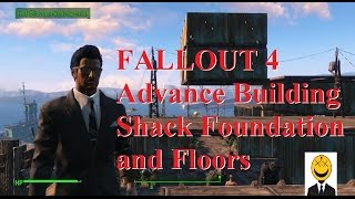 Advance Building Techniques Fallout 4