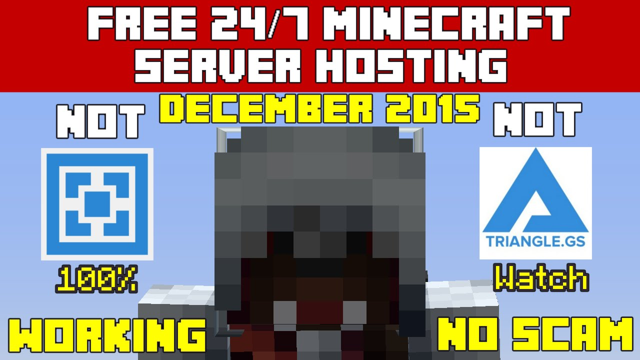 Free 24 7 Minecraft Server Hosting Not Triangle Or Aternos No Survey May 2020 Working Youtube