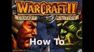 Play Warcraft 2 on Windows 10 - No Dosbox required