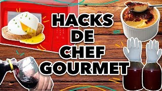 HACKS DE CHEF GOURMET. MAIRE VS EL INTERNET