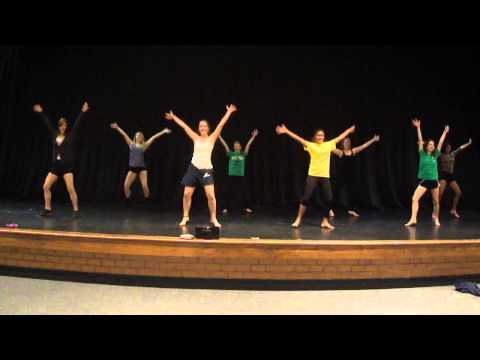 Leesville Hairspray Dance Audition