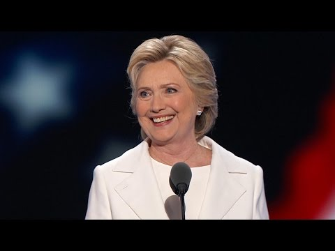 Hillary Clinton Full Speech at the Democratic National Conve