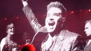 "Queen + Adam Lambert ""Radio GaGa"" St.Paul,Mn 7/14/17 HD"