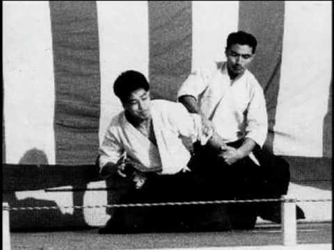 Aikido by Yasuo Kobayashi DVD Documentary