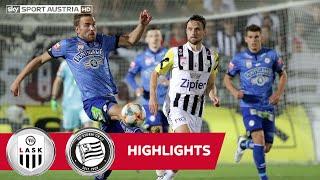 tipico Bundesliga, 27. Runde: LASK - SK Sturm Graz 1:2