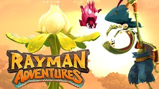 Rayman Adventures - Gameplay  IOS/ Android Fun Games