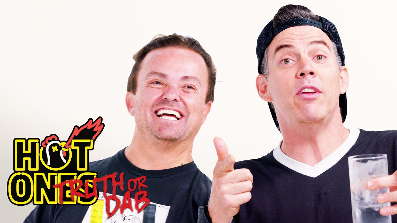 Download Steve-O and Wee-Man Play Truth or Dab | Hot Ones