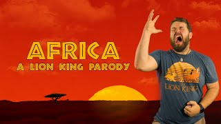 Africa The Lion King Parody