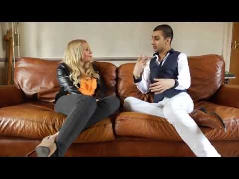 Nicolas Aujula Showreel - Relationship Compatibility, Dating Advice and Personality Astrology