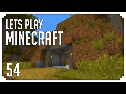 Let's Play Minecraft: BEST CAVE EVER PT. 1! (Episode 54)
