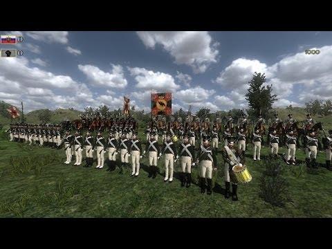 Napoleonic Wars Linebattle - 2Lhr in 32nd Sunday LB - [Deutsch/HD]