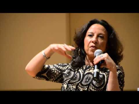 "Maria Hinojosa of NPR's ""Latino USA"""