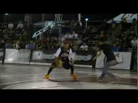 LA Lights Streetball 2012 - Top 10 Plays Allstar Teasers Jakarta