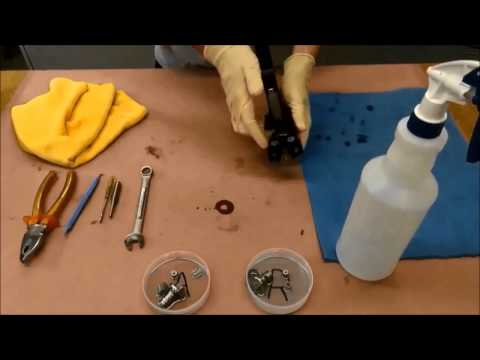 AP 2 Polyurethane Spray Gun