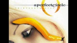 a perfect circle:the outsider